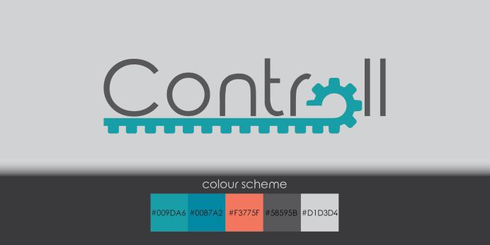 Controll-colour-scheme
